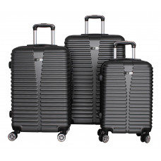 Cestovné kufre Aga Travel MC3080 S,M,L - sivé Preview