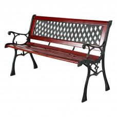 Záhradná lavica Linder Exclusive  MC4413 125 x 52 x 74 cm