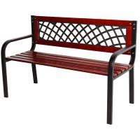 Záhradná lavica Linder Exclusive  MC4412 118 x 52 x 74 cm