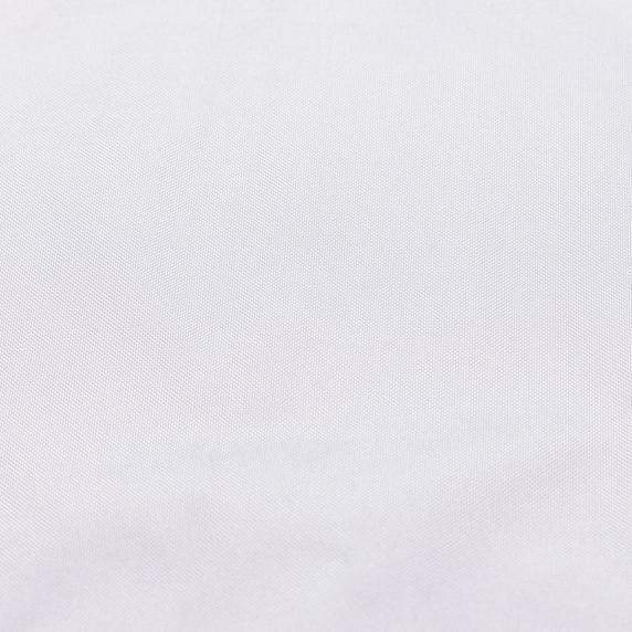 Drevené skladacie lehátko AGA - biele