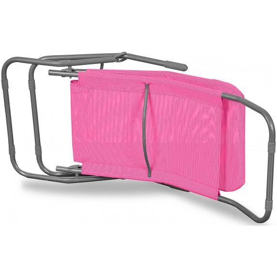 Aga Zahradné lehátko SIESTA MC372171PI - Pink