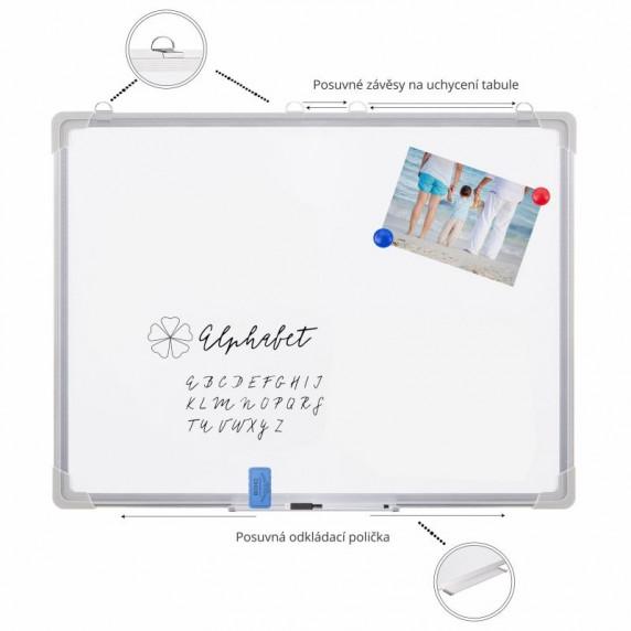 Aga Magnetická tabuľa 90x60 cm MRMB102