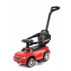Aga4Kids Odrážadlo BMW s vodiacou tyčou - Červený Preview