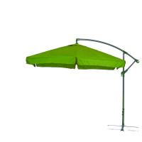 AGA záhradný konzolový slnečník EXCLUSIV GARDEN 300 cm Apple Green