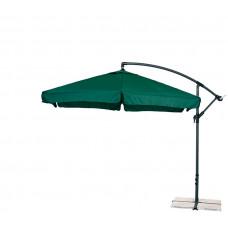 AGA záhradný konzolový slnečník EXCLUSIV GARDEN 300 cm Dark Green Preview