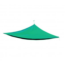AGA trojuholníková záhradná tieniaca plachta 5 x 5 x 5 m Petrol Preview