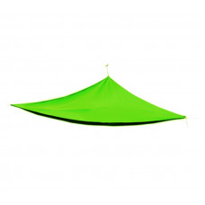 AGA trojuholníková záhradná tieniaca plachta 5 x 5 x 5 m Apple Green Preview