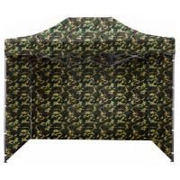 AGA predajný stánok 3S POP UP 2x3 m Army