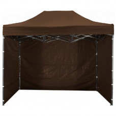 AGA predajný stánok 3S POP UP 2x3 m Brown Preview