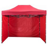 AGA predajný stánok 3S POP UP  2x3 m Red