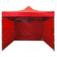 AGA predajný stánok 3S POP UP 3x3 m Red Preview