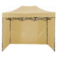 AGA predajný stánok 3S POP UP 3x4,5 m Beige