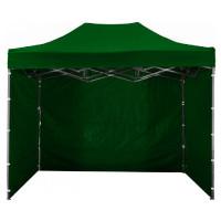 AGA predajný stánok 3S POP UP 3x4,5 m Green