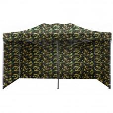 AGA predajný stánok 3S POP UP 3x6 m Army Preview