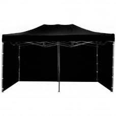 AGA predajný stánok 3S POP UP 3x6 m Black Preview