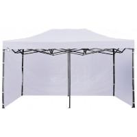 AGA predajný stánok 3S POP UP 3x6 m White