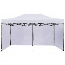AGA predajný stánok 3S POP UP 3x6 m White Preview