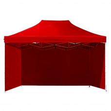 AGA predajný stánok 3S POP UP 3x4,5m Red Preview