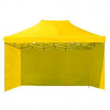 AGA predajný stánok 3S POP UP 3x4,5 m Yellow Preview