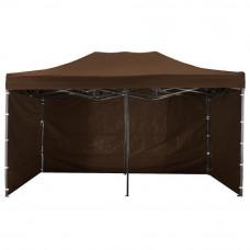 AGA predajný stánok 3S POP UP 3x6 m Brown Preview