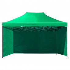AGA predajný stánok 3S POP UP 3x4,5 m Green Preview