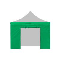 Aga Bočnica s dverami POP UP 4,5 m - zelená