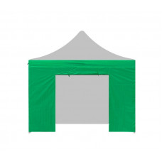 Aga Bočnica s dverami POP UP 4,5 m - zelená Preview