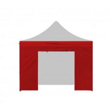 Aga Bočnica s dverami POP UP 4,5 m - červená Preview