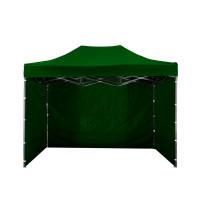 AGA predajný stánok 3S PARTY 3x4,5 m Green