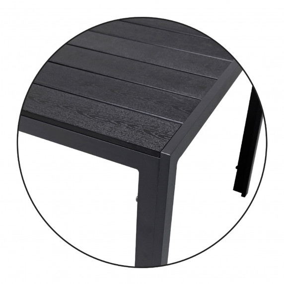 Záhradný stôl Linder Exclusiv Roma 150x90x74 cm