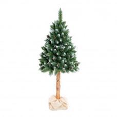 AGA Zasnežený vianočný stromček 180 cm s kmeňom a šiškami Preview