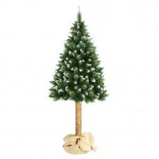 AGA Zasnežený vianočný stromček 220 cm s kmeňom Preview