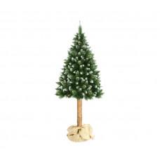 AGA Zasnežený vianočný stromček 180 cm s kmeňom Preview