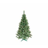 Vianočný stromček JEDĽA 180 cm so šiškami + umelohmotný stojan AGA MCHJ09/180