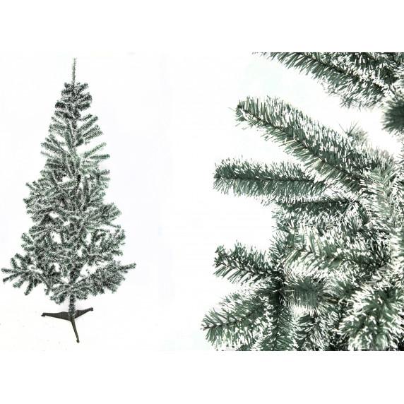 Aga Vianočný zasnežený stromček 180 cm 837T