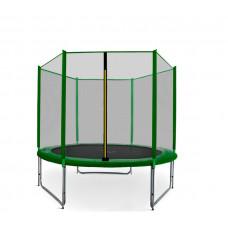 Aga SPORT PRO Trampolína 180 cm Dark Green s vonkajšou ochrannou sieťou Preview