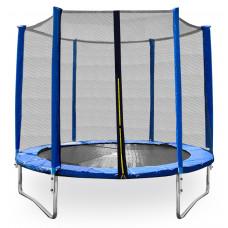 AGA SPORT TOP trampolína 305 cm s vonkajšou ochrannou sieťou modrá Preview