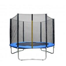 AGA SPORT UNI trampolína 305 cm s vonkajšou ochrannou sieťou modrá Preview