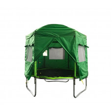 AGA stan na trampolínu 250 cm (8 ft) Dark Green Preview
