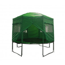 AGA stan na trampolínu 366 cm (12 ft) Dark Green Preview