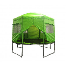 AGA stan na trampolínu 366 cm (12 ft) Light Green Preview