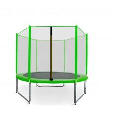 Aga SPORT PRO Trampolína 180 cm Light Green s vonkajšou ochrannou sieťou Preview