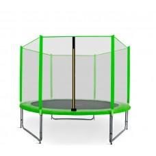 Aga SPORT PRO Trampolína 305 cm Light Green s vonkajšou ochrannou sieťou Preview
