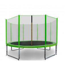 Aga SPORT PRO Trampolína 366 cm Light Green s vonkajšou ochrannou sieťou Preview