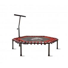 Aga FITNESS Trampolína 130 cm Red + madlo Preview