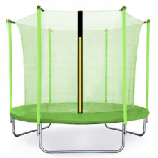 Aga SPORT FIT Trampolína 250 cm Light Green s vnútornou ochrannou sieťou Preview