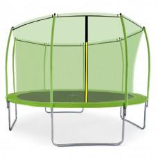 Aga SPORT FIT Trampolína 366 cm Light Green s vnútornou ochrannou sieťou Preview