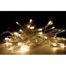 Linder Exclusiv Vianočná reťaz na batérie 50 LED LK104W-3M - Teplá biela Preview