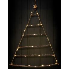 Linder Exclusiv Vianočný svetelný stromček na zavesenie 40 LED LK069W - Teplá biela Preview