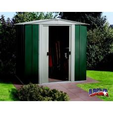 Záhradný domček ARROW  DRESDEN 65 zelený Preview